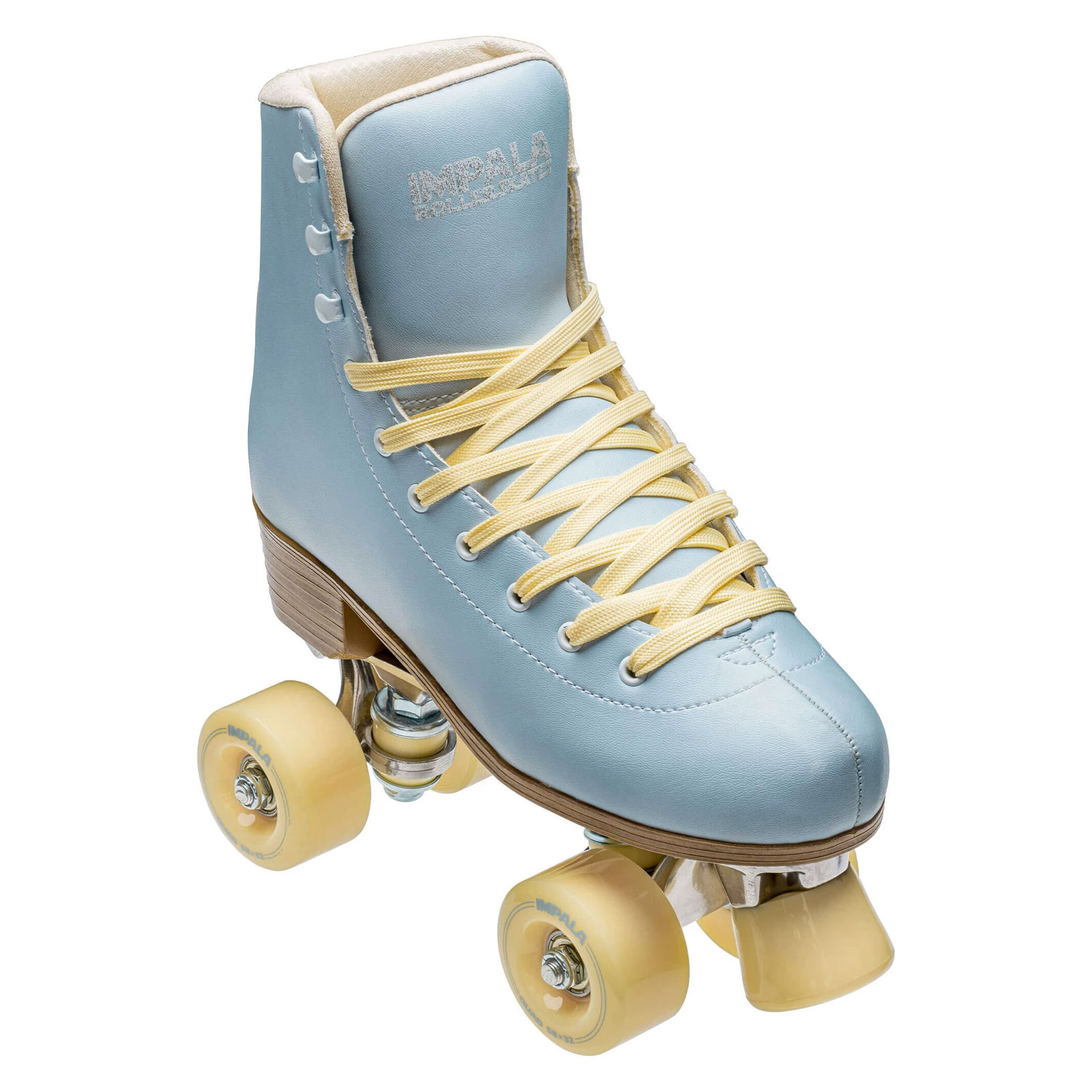 Brand New Impala Quad Sky Blue Roller Skates IN HAND