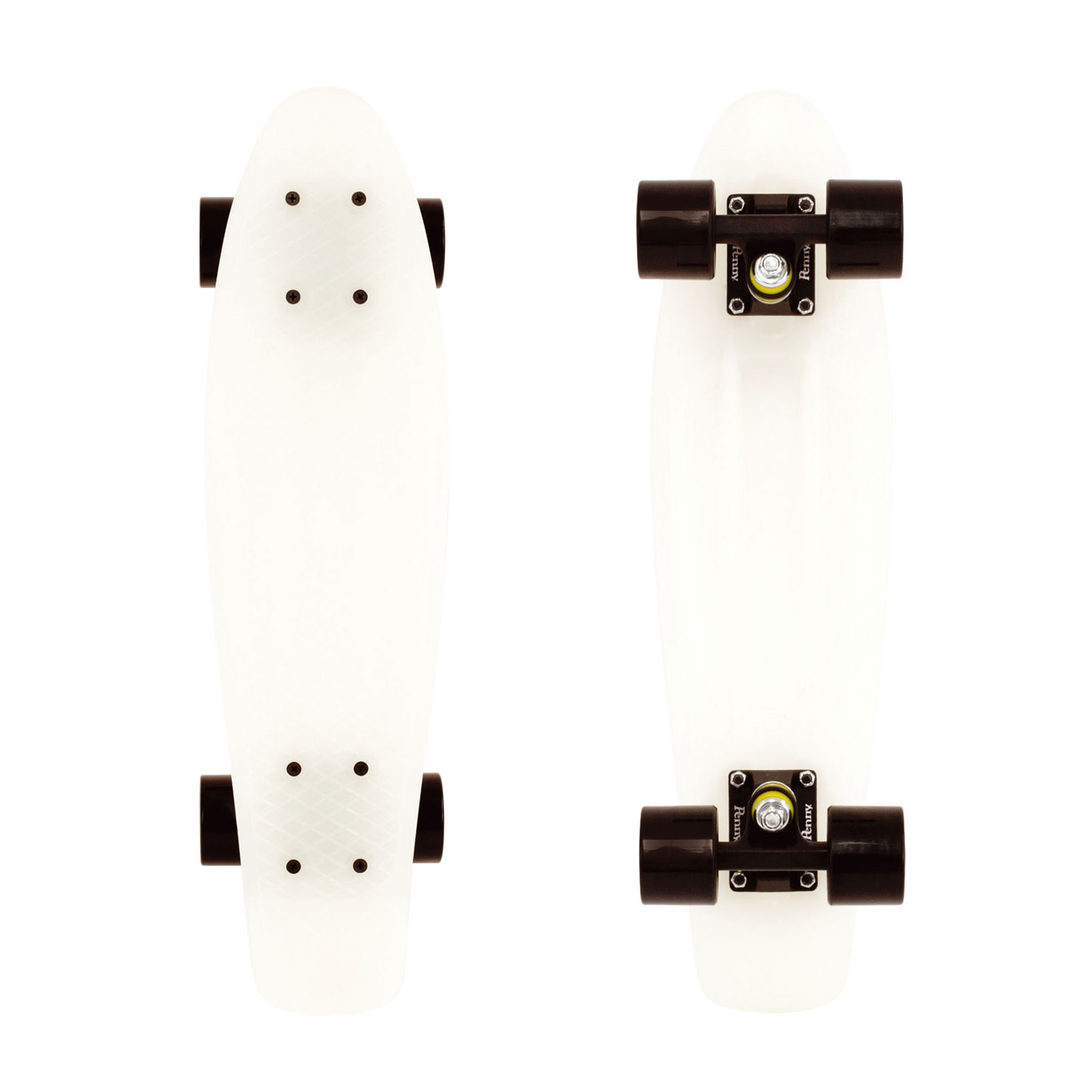 a583ca1d50f550 Penny Skateboards Cruiser Komplettboard Casper (Glow in the Dark) 22 ...